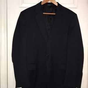 Jos A Banks Navy sports jacket size 42 regular